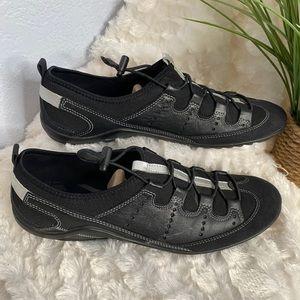 ECCO Vibration ll black sneaker size 42